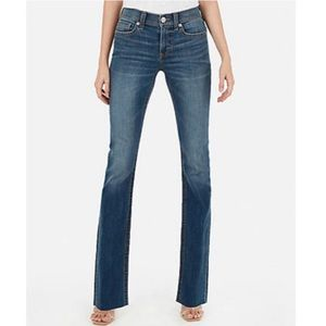 Express Bootcut Jeans, Stella